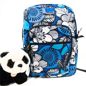 NWT Vera Bradley 'Blue Bayou' backpack